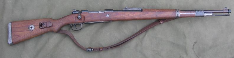 如春田,李恩菲尔德,毛瑟98k,莫辛纳干和伽兰德等步枪和狙击枪图片