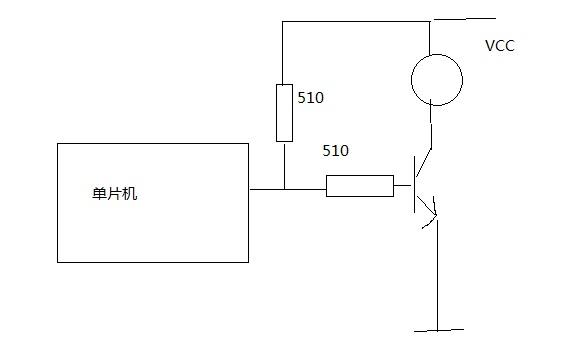 如果你三极管玩的不熟悉,就用这个最简单的开关电路,只要质量没问题且