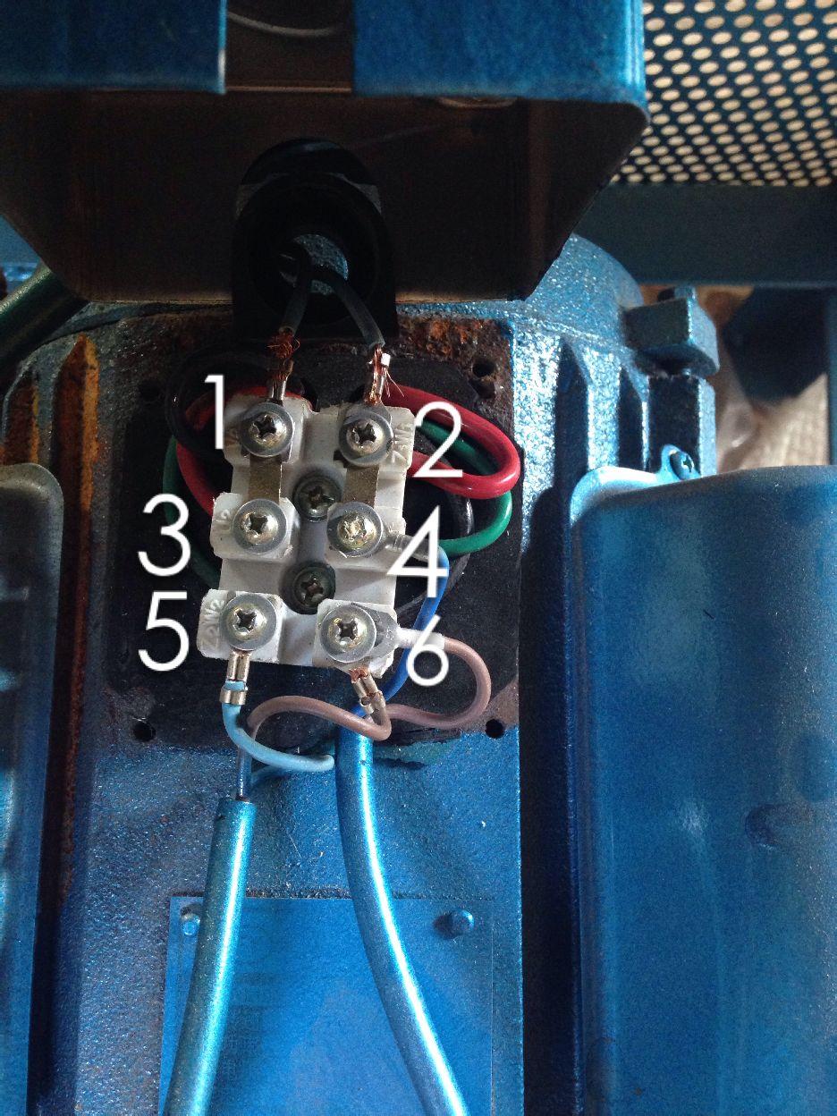 220v家用电机接线