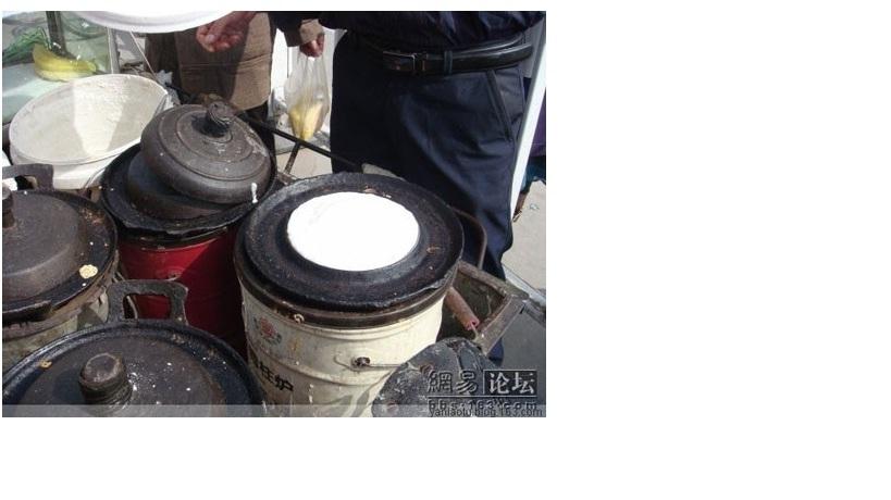哪能购到这个做摊黄的锅呀,别名:煎饼鏊子 ,烙饼的器具,用铸铁做成图片