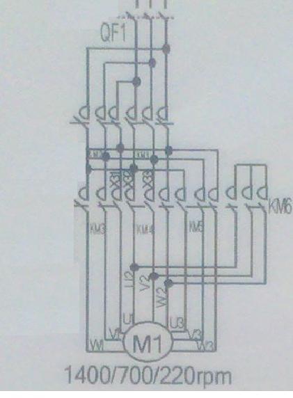 求15kw72槽/4/8/24极3述电机接线图,哪个师傅知道给我