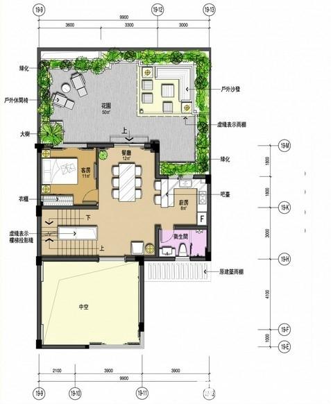 2米】房子三层如何设计图片