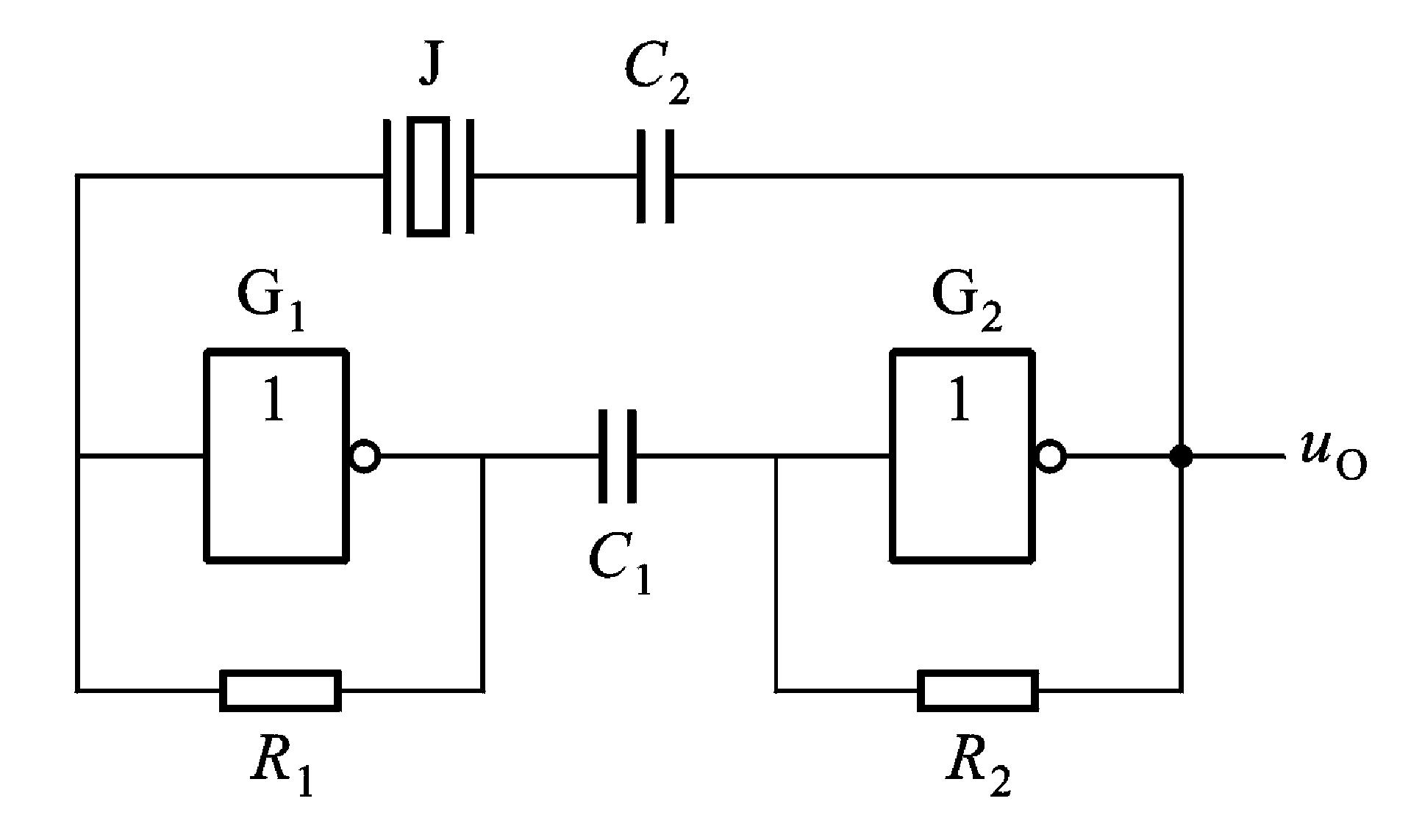 为什么晶振振荡电路里会有高次谐波? lc振荡电路也会有高次谐波?