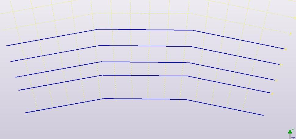 Teklastructures弧形地砖画?cad轴线材质图片