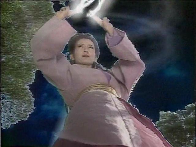 新白娘子传奇中哪一集是白素贞水漫金山寺