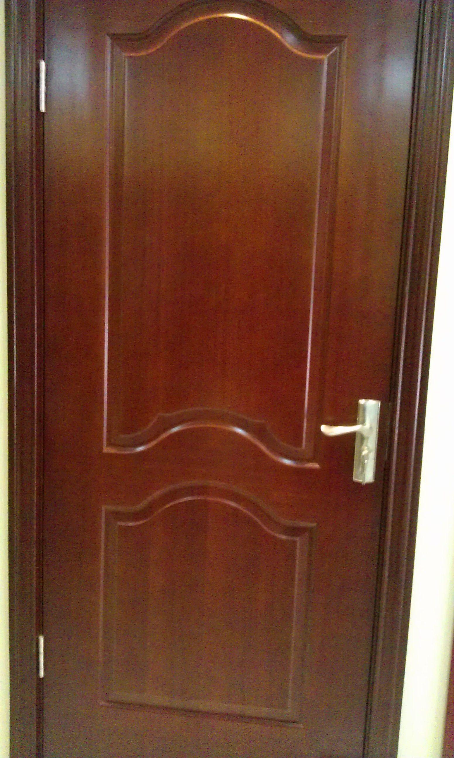 深色门配什么颜色的衣柜和地板