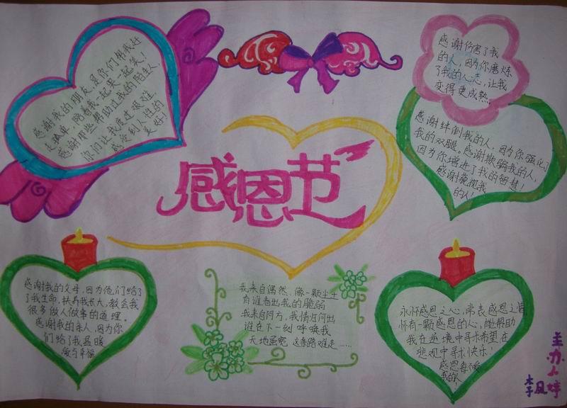 我要办关于感恩励志的手抄报,谁有感恩励志的资料?图片