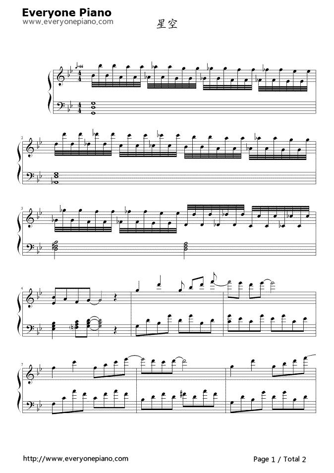 五线谱 简谱对照的钢琴曲 简单一点的 两手弹的 光是简谱也不要紧