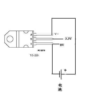求ld1117 3.3v电路图