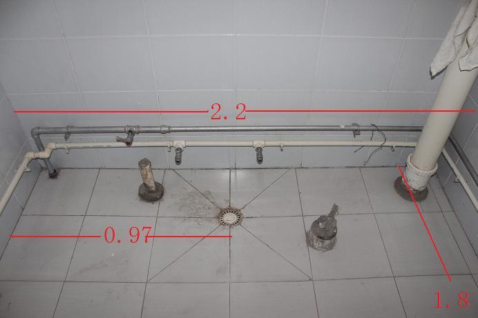 卫生间布置布局图片