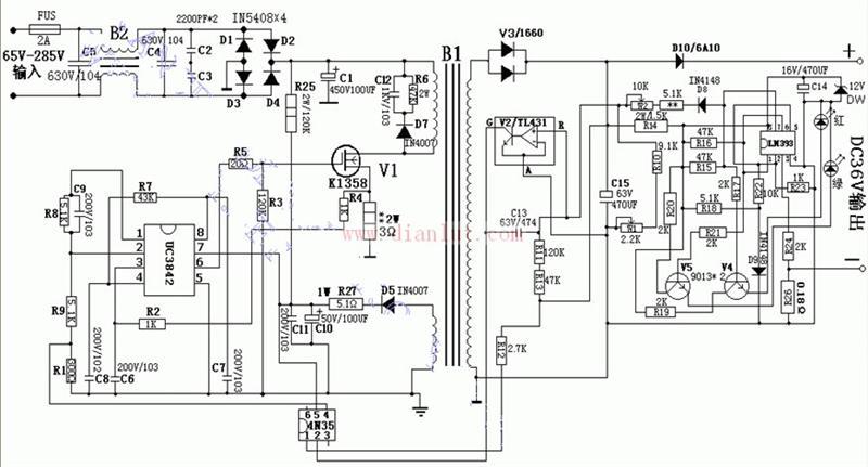 电路 电路图 电子 原理图 800_431