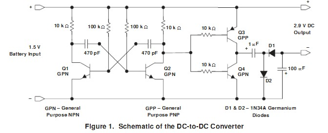 求直流电1.5到3伏升压至5伏 最可以在5伏稳压的升压电路图