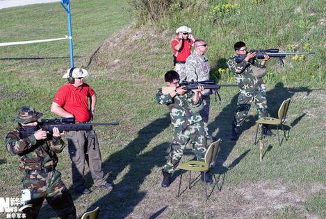 世界军警狙击手锦标赛的第十四届锦标赛