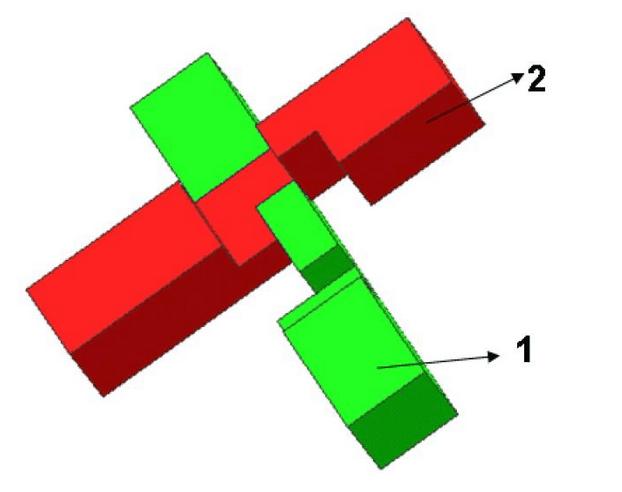 六根孔明锁解法