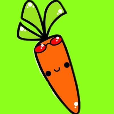 跪求兔子和胡萝卜的情侣头像,要可爱的~这只兔子就很喜欢 ↓