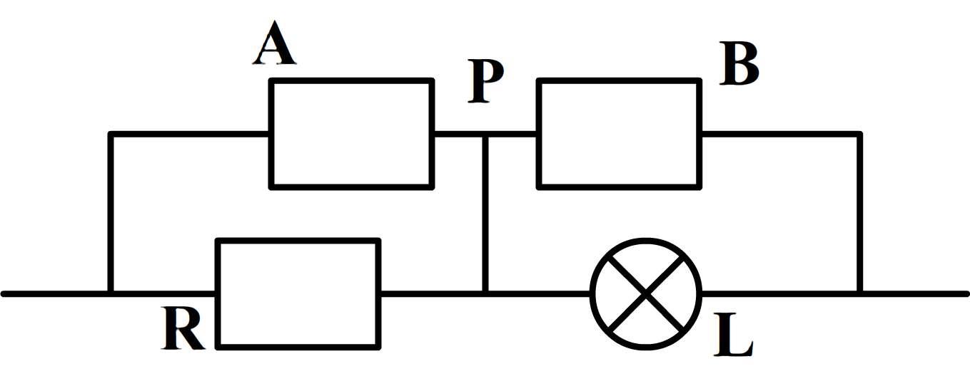 电路图中怎么判断滑动变阻器阻值最大