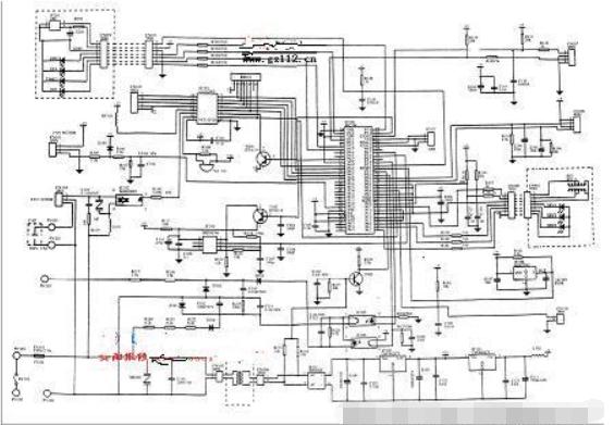 新科空调电路原理图