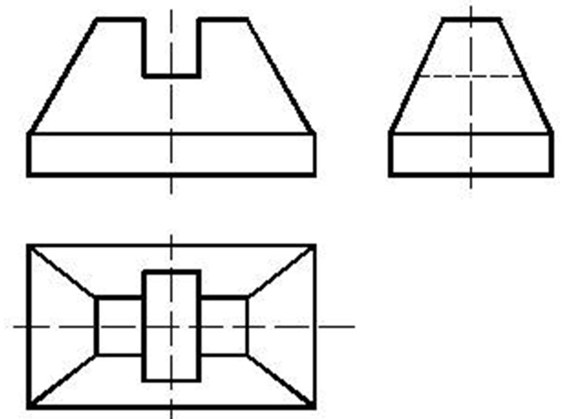 如何画轴测图?