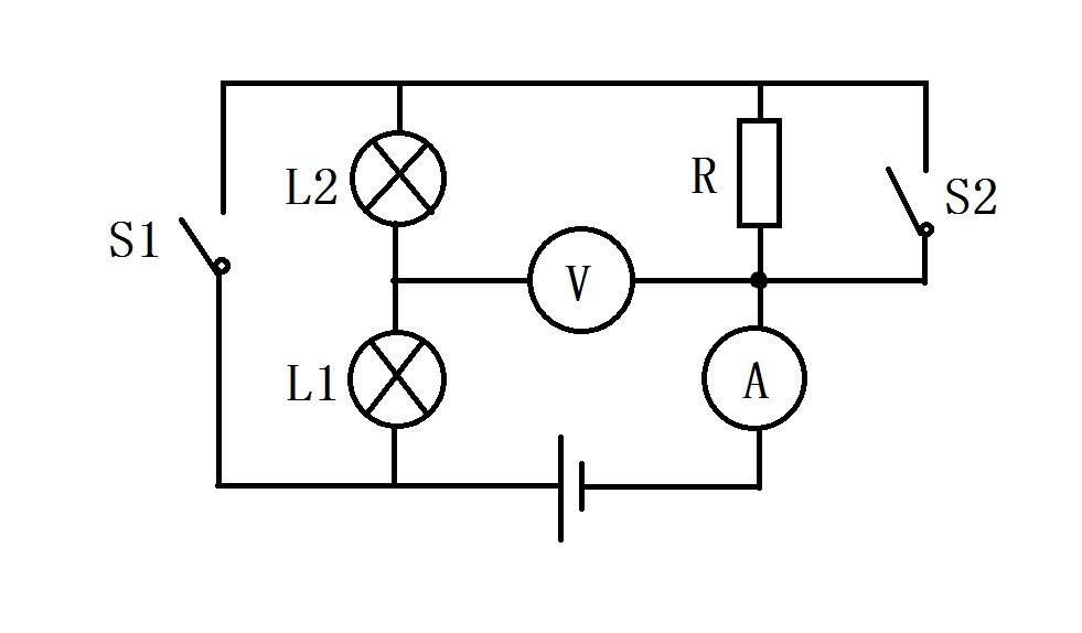 【初中物理电学题】如图所示电路,电源电压保持不变