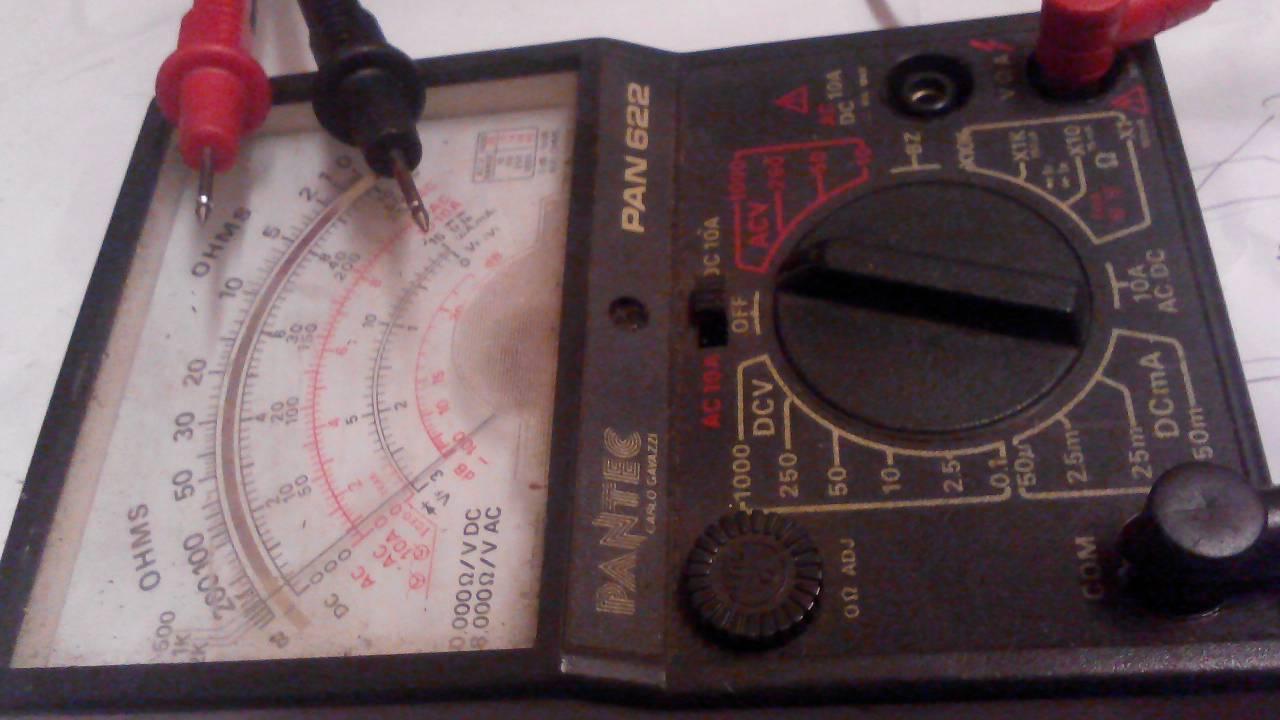 万用表测三相电电压怎么测
