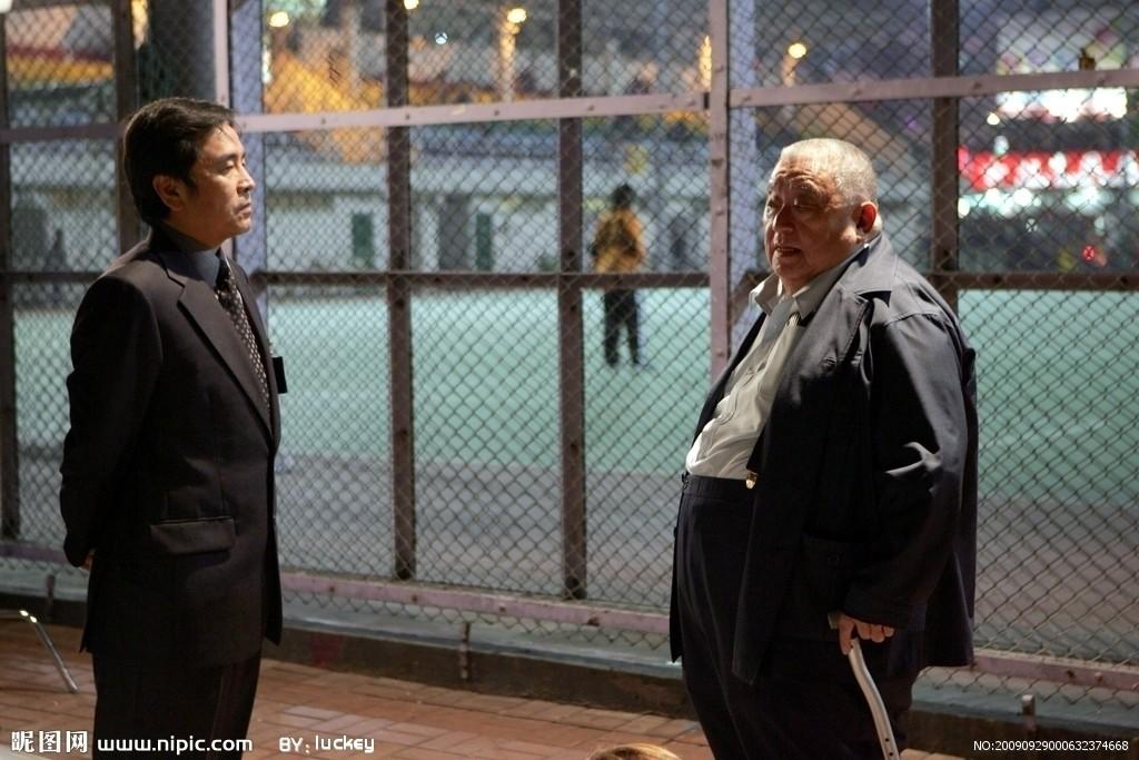 杜琪峰的《龙城岁月》里姜大卫演得谁?发张剧照,拜托