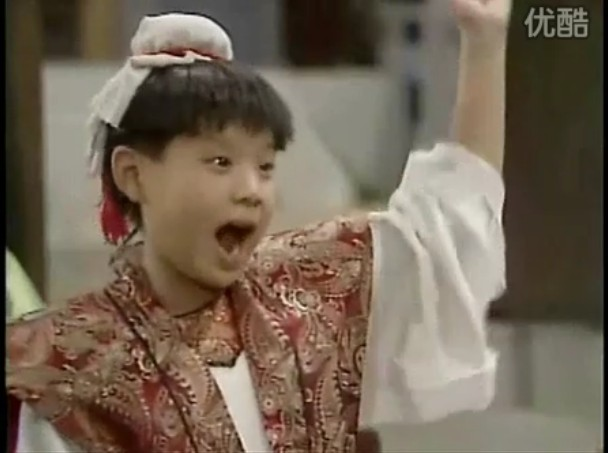 《新白娘子传奇》里扮演许仕林那个小男孩儿图片