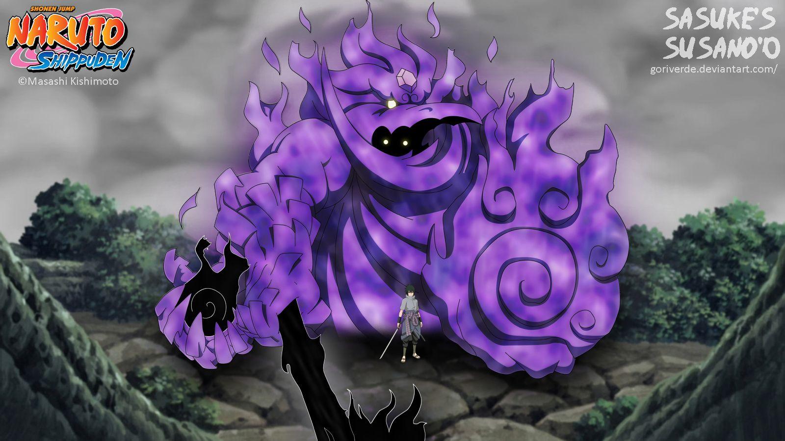 火影忍者图片佐助紫色初型骨架须佐能乎图片