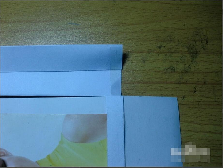 如何用纸做相框(要具体步骤)