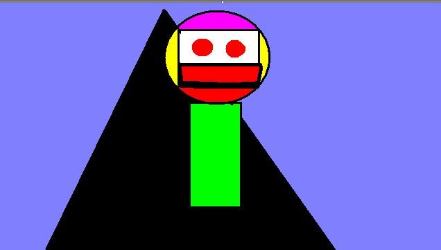 长方形正方形圆形三角形画一张画怎么画