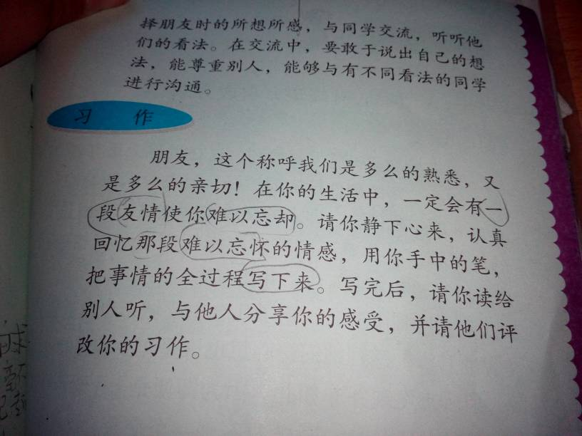 v作文作文的朋友友情400字谢谢!高中地址十五中南昌图片