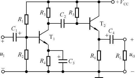 这是什么原理 高中电路的升压电路