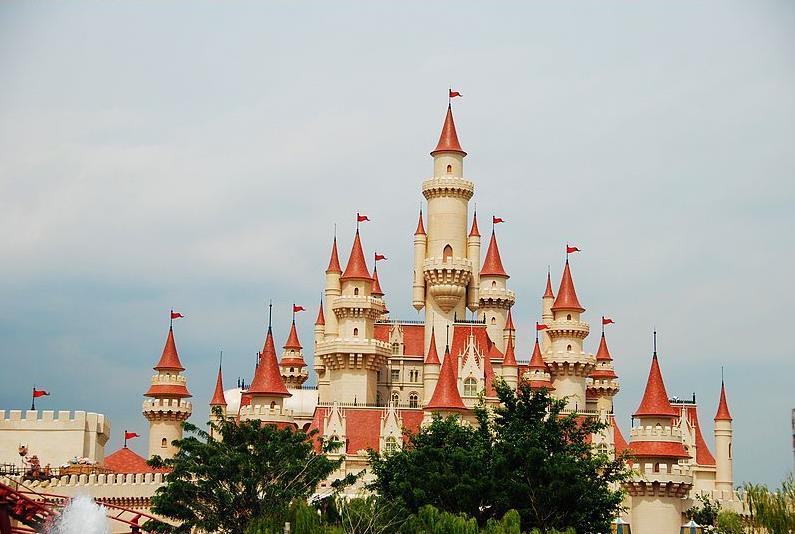 各个国家的著名建筑物(最好有图片.图片