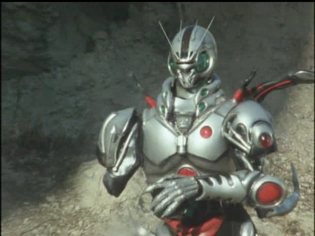 假面骑士biackrx机械人图片