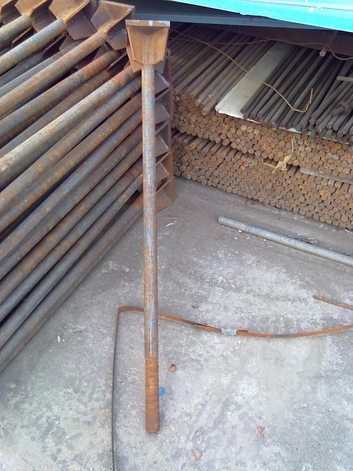 钢结构仓房中锚栓盖板是什么
