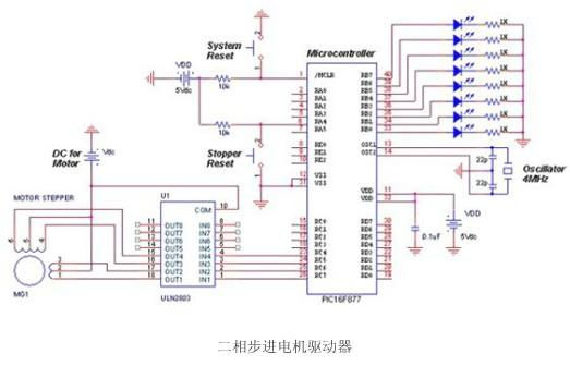 用uln2803怎样驱动12v直流电机,需要加继电器和外部电源吗