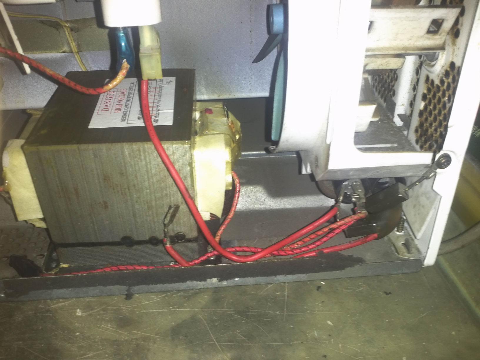 電子萬用爐子接線圖