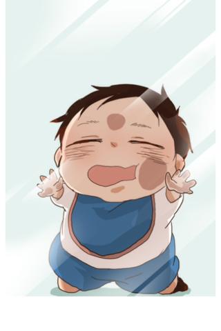 萌的卡通动漫男生图片╮(╯3╰)╭谢谢