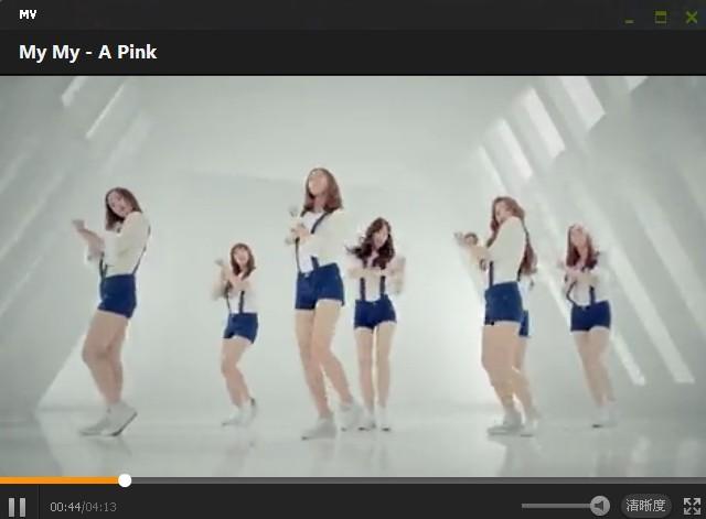找一个韩国女子组合演唱的歌曲.