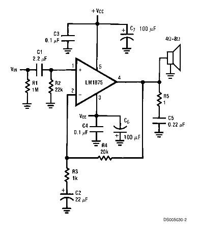 电路 电路图 电子 原理图 389_464