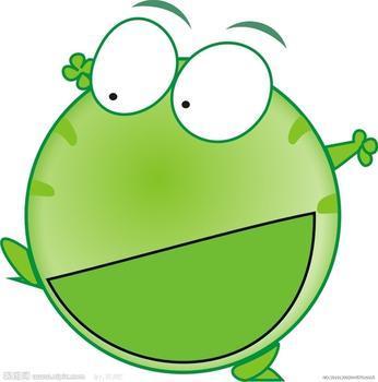 求可爱卡通青蛙图片