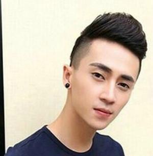 请问我的头发理什么发型比较好看 谢谢图片