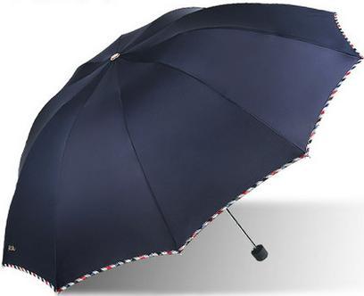 收起雨伞简笔画