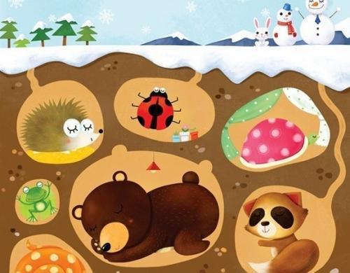 冬天有哪些动物要冬眠