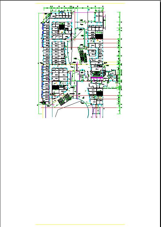 2010版CAD打出A3图纸,设置打印来是布满玛丽奥光芒的图纸消逝图片