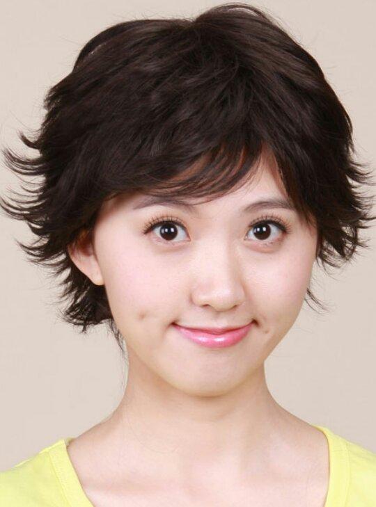 少女适合发型,发量少的短发发型,发量少短短发女生樱仔闪光图片