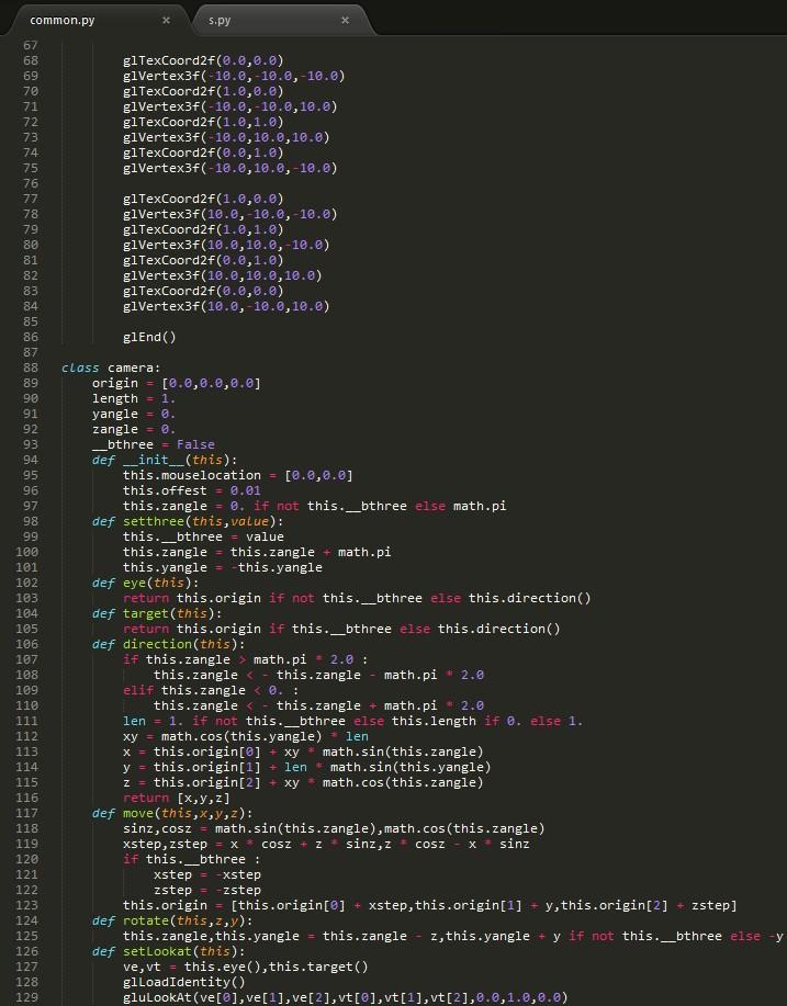 下面是我的代码common模块显示模块的.图片