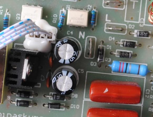 电路板中d1 d2 d3 d4 d5 d6 d7 d8 d9 d10是什么元器件?参数各是什么