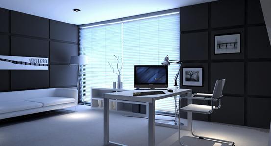 5米,配办公桌一套(含椅子),桌对面小椅子2个,双人沙发一套,小办公柜子