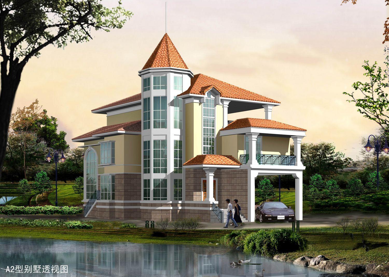 农村建房子求二楼平面设计图:面积是宽13.5m长10.