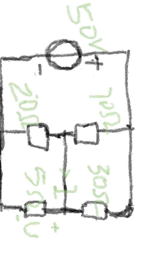 大一电路分析基础 电路如图所示,求电压u和电流i